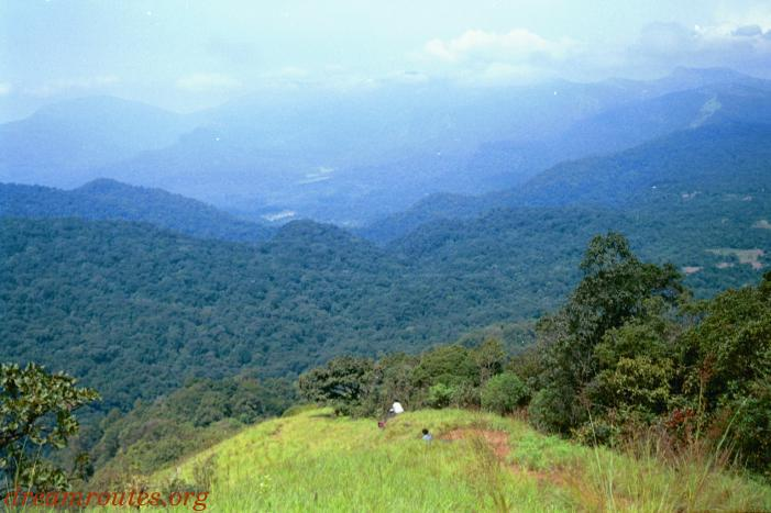 A view of Western Ghats