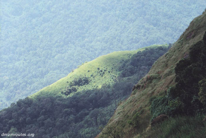 A View of the Western Ghats